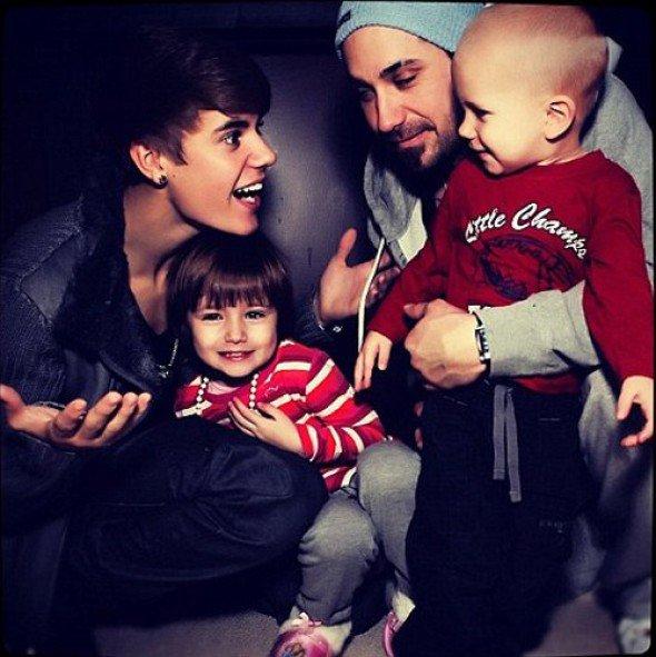 El padre de Justin Bieber en Gran Hermano + sesión de fotos