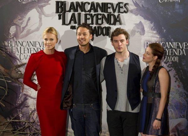 Blancanieves y la Leyenda del Cazador Premiere Madrid