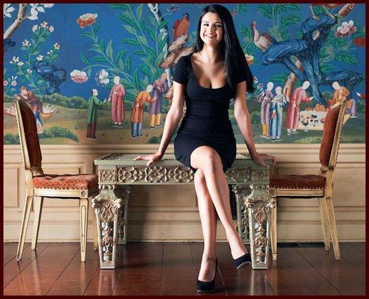 """Selena Gomez en la revista """"Forbes"""""""