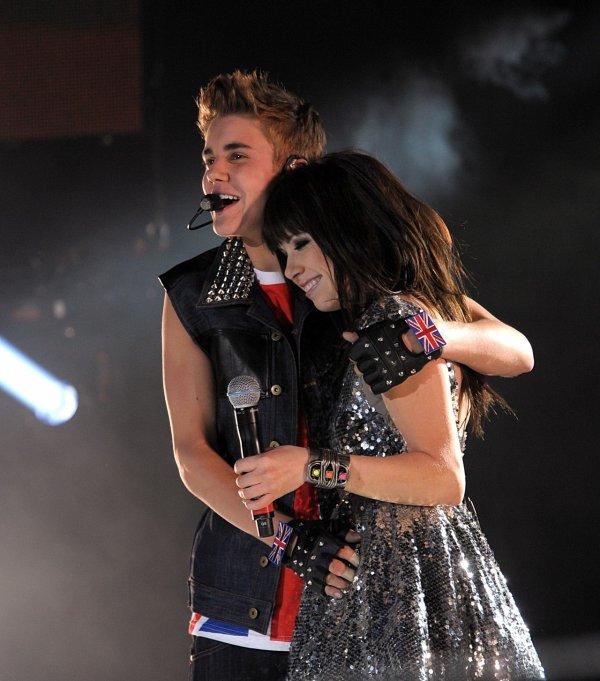 Justin Bieber hablando con acento british + fotos Summer Ball (en Wembley Stadium)