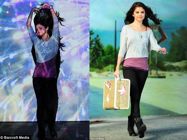 Selena Gomez: Photoshoot para Dream Out Loud