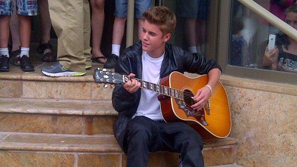 Justin Bieber vuelve al teatro Avon