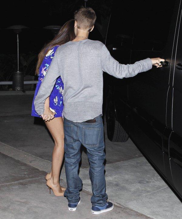 Selena y Justin nueva cita romantica