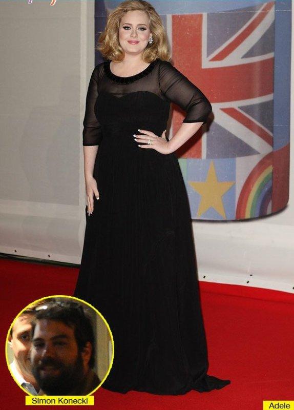 ¡Adele está embarazada!