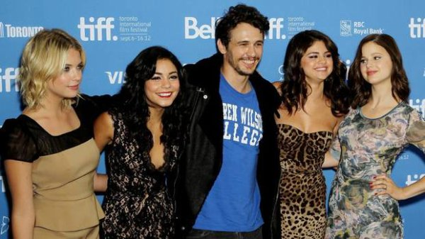 Toronto film festival 2012: Spring Breakers
