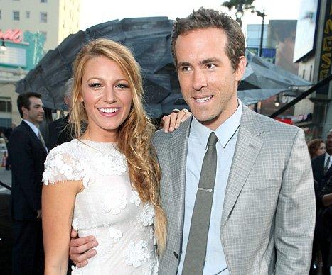 ¡¡Blake Lively y Ryan Reynolds casados!!