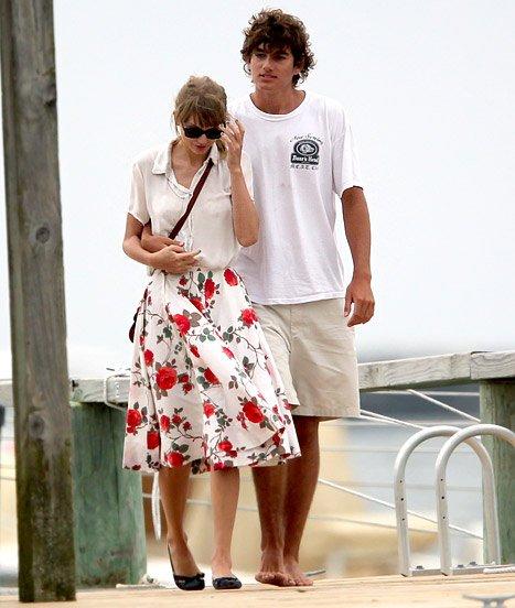 Conor Kennedy el nuevo novio de Taylor Swift
