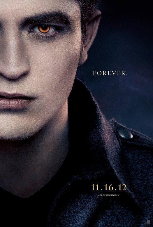 Posters offcial de Amanecer parte 2 + Soundtrack