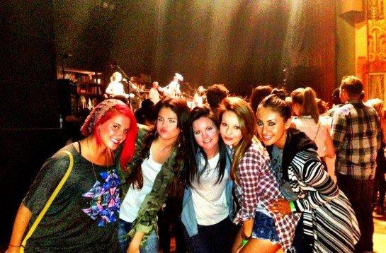 Selena Gomez: Noche de chicas