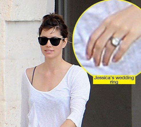 Justin Timberlake y Jessica Biel ya están casados