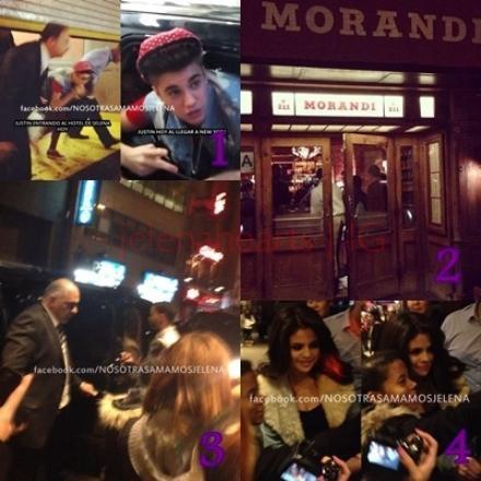 Justin y Selena intentan reconciliarse