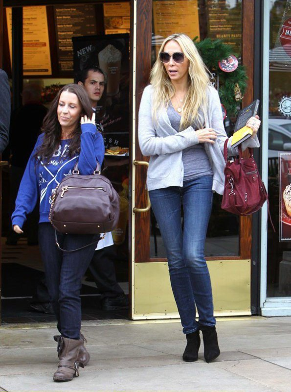 Pattie Malette y Tish Cyrus + People Choise Awards