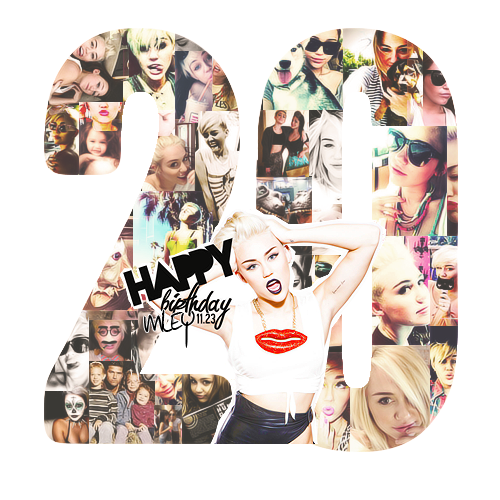 ¡Feliz cumple Miley!