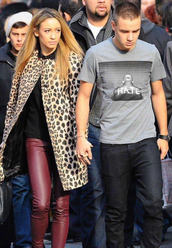 ¡Liam Payne y Danielle Peazer juntos otra vez!