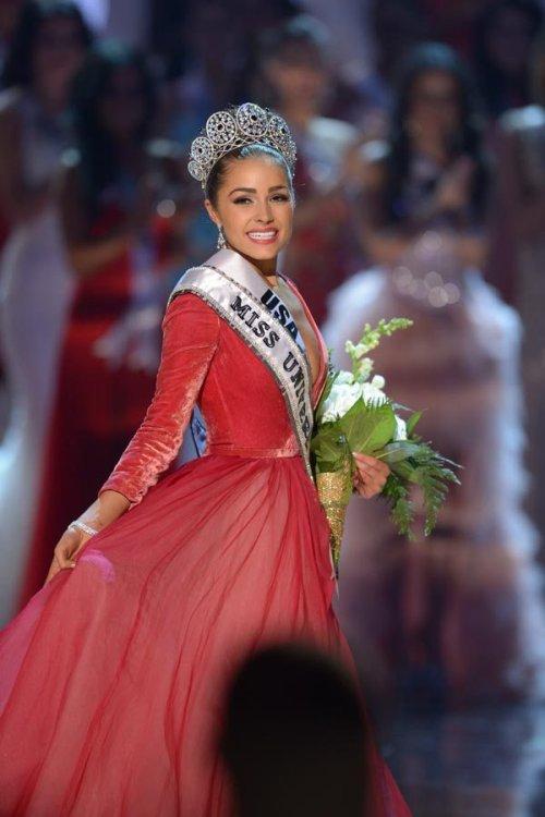 Olivia Culpo (USA) es Miss Universo 2012