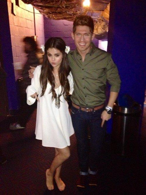 Selena Gomez en concierto UNICEF