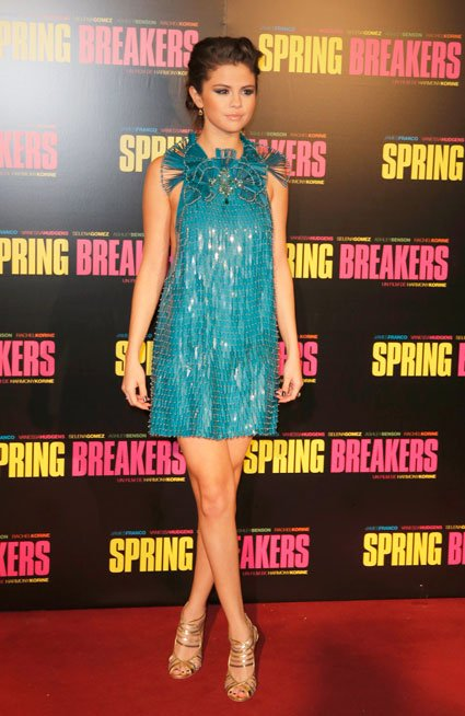 Spring Breakers premiere de Paris