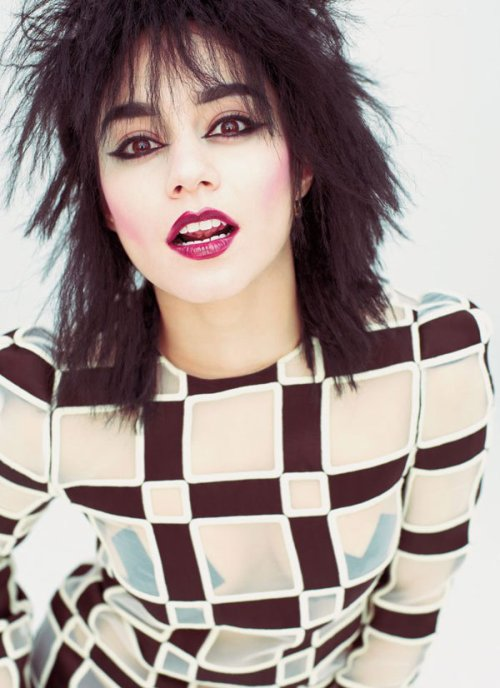Look Punk Rock de Vanessa Hudgens