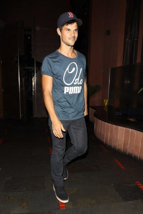 Taylor Lautner y Ashley Benson ¿juntos?