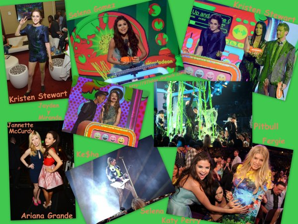 Kids Choice Awards 2013: fotos y lista de Ganadores