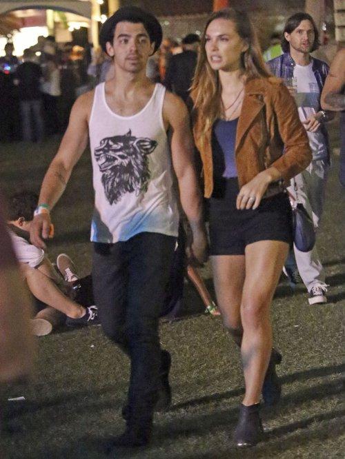 Coachella Festival: Bella Thorne, Joe Jonas y Kellan Lutz