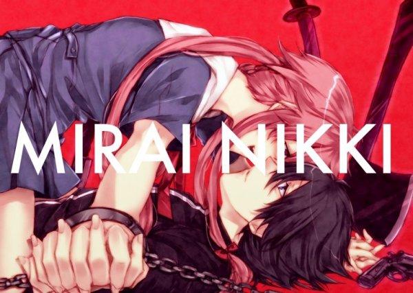 # Mirai Nikki #