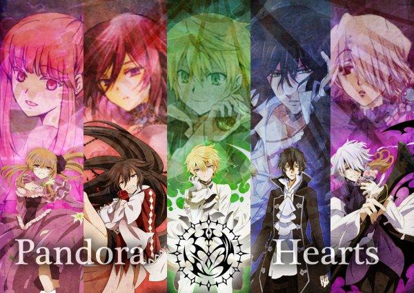 # Pandora Hearts #