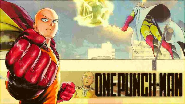 # One Punch Man #