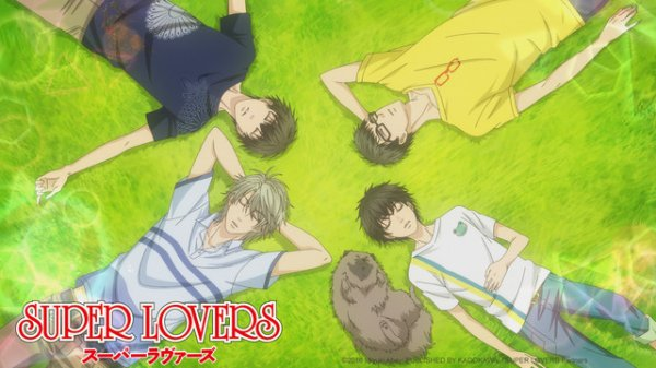 # Super Lovers #