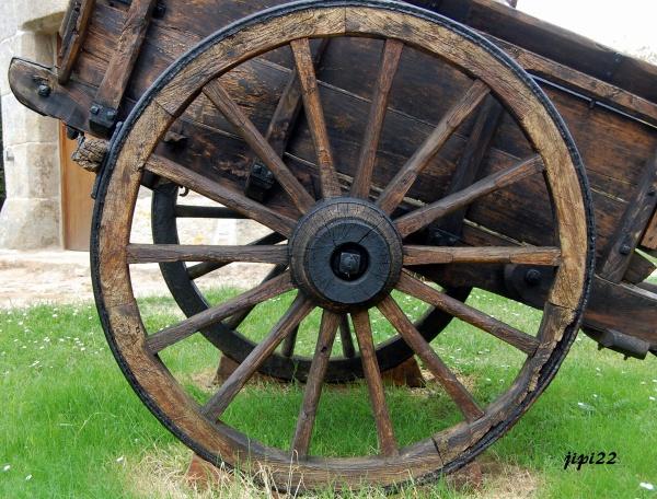 La roue.
