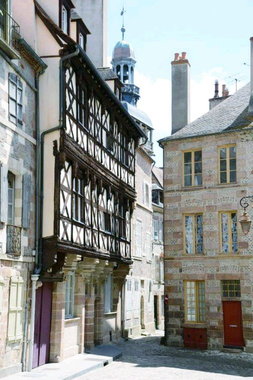 Quartier historique de Moulins