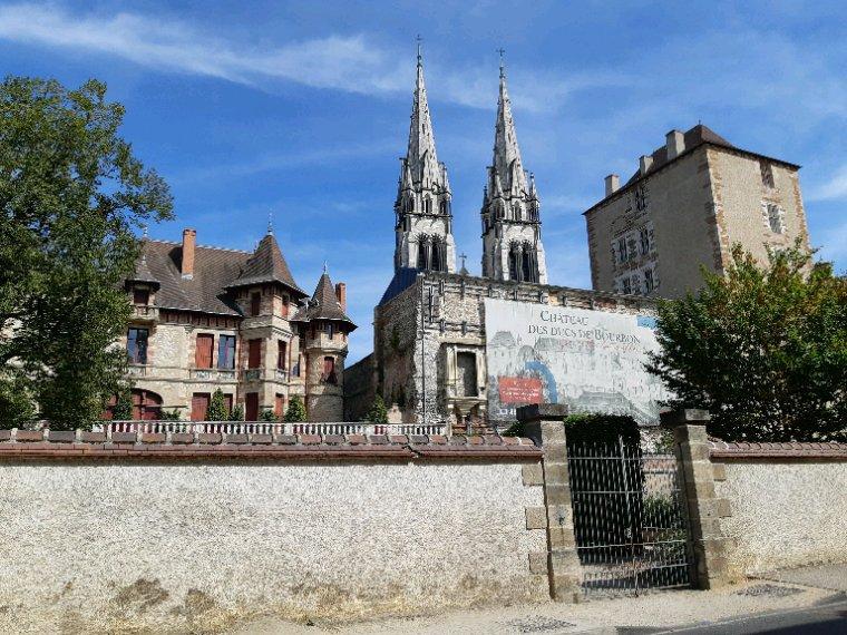 Château des Bourbons