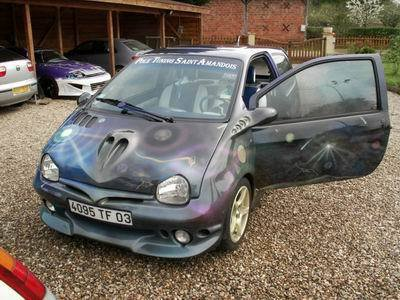 Jacky Tuning Fiat Multipla The FIAT Car
