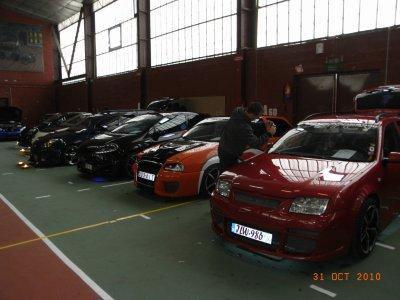 Les Membres Du Club PBTC Présent au Meeting De La Capelle (31/10/2010)