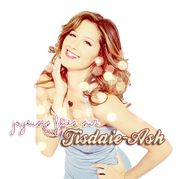 ~ Joyeuses fêtes de fin d'année sur Tisdaie-Ash ♥