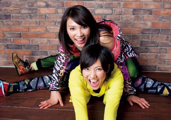 Miyazawa Sae et Akimoto Sayaka