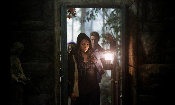 """The Vampire Diaries    Still de l'épisode 3x11 """"Our Town"""" et le synopsis de l'épisode 12 """"The Ties That Bind"""""""