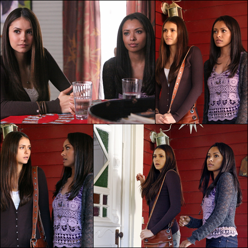 "The Vampire Diaries   Stills de l'épisode 3x12 ""The Ties That Bind"" qui sera diffusé le 12/01/12"