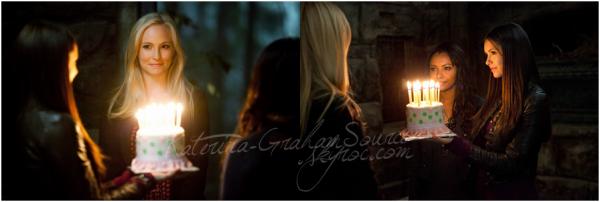 """The Vampire Diaries   Stills de l'épisode 3x11 """"Our Town"""""""