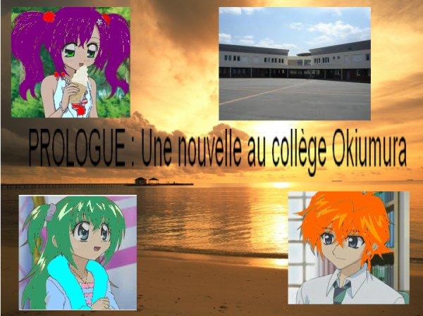 PROLOGUE : Une nouvelle au collège Okiumura
