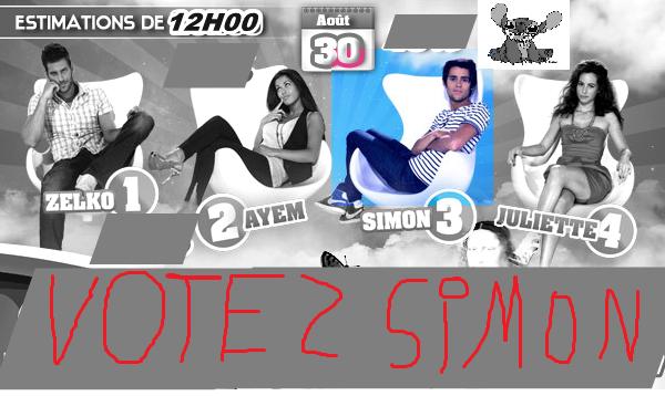 Votez Simon !