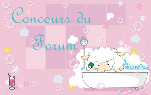 Concours Du Forum