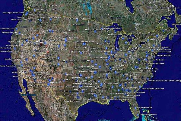 Etats-Unis: A quoi vont servir les 600 camps de concentration et les cercueils de la FEMA ?