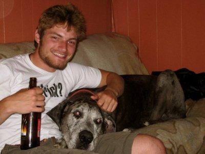 mon chien et john