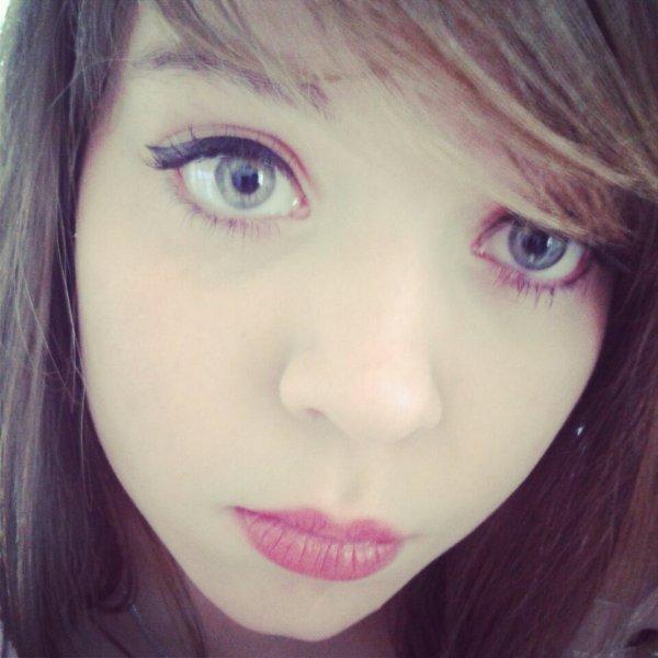 Regarde moi dans les yeux et tu verra se que je ressent pour toi