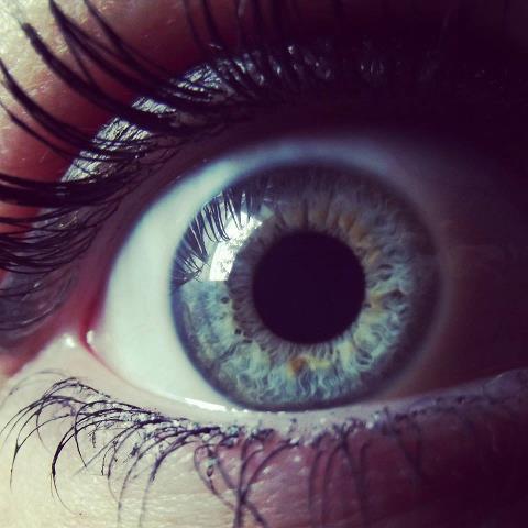 my eyes ♥