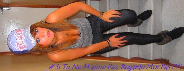 On Ma Dii Que Lleii AniiMeauX PaRlLeii Pas PouRtant ....  COnbiien De Chiien Mon Dit    JE TAiiME  !!!