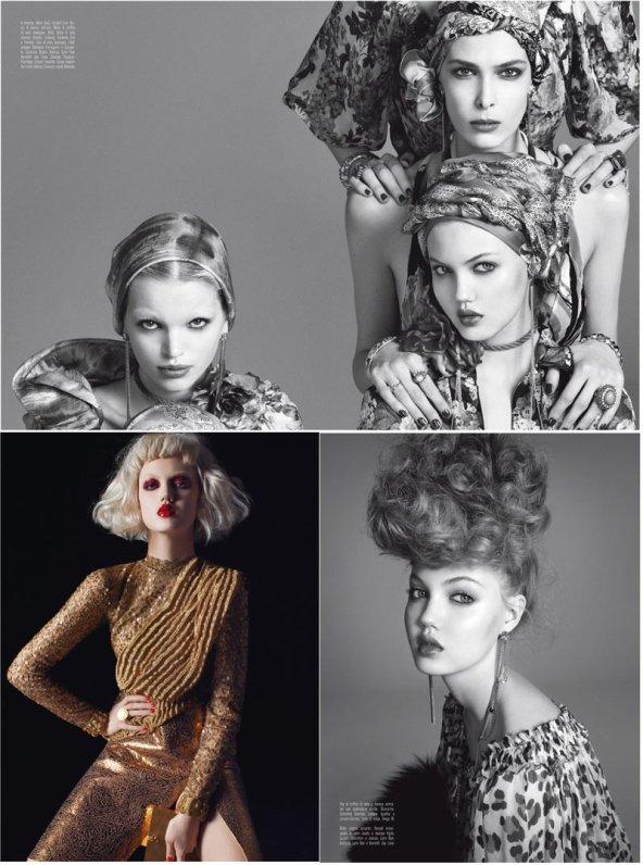 Edito | Vogue Italie