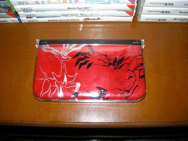 3DS XL Edition Spécial Pokémon X