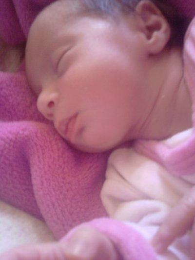 Ma Niece ... Elhya <3